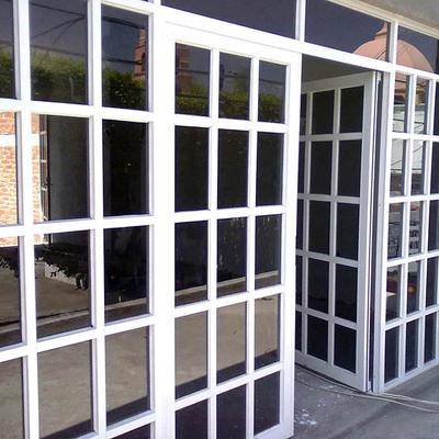 Manual de fabricacion de puertas y ventanas de aluminio blanco for Puertas y ventanas de aluminio blanco precios