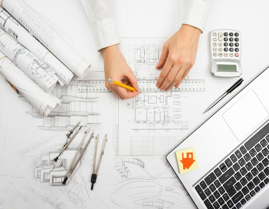 Evaluando una estructura con ayuda de planos originales
