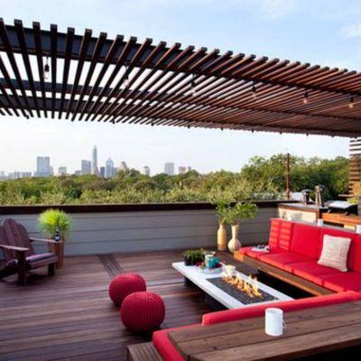 Crear una terraza