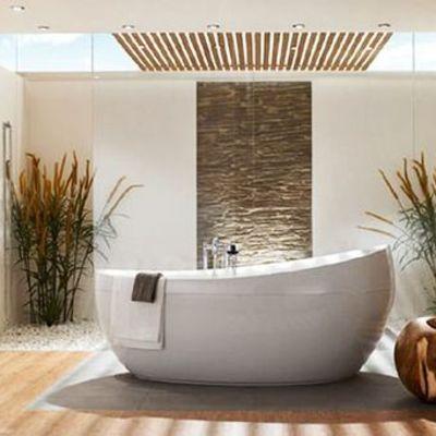 Colocar una bañera