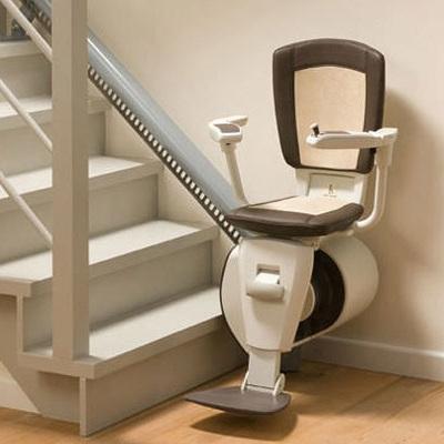 Salvaescaleras tipo silla