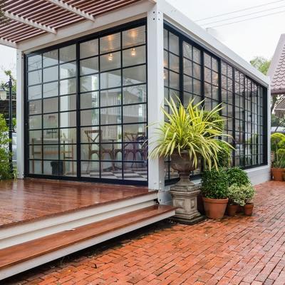Ampliar casa con módulos prefabricados