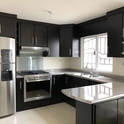 Aplicar piso de microcemento en cocina