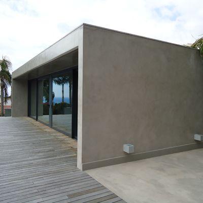 Aplicar piso de microcemento en exterior