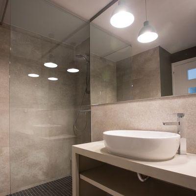 Baño en planta superior