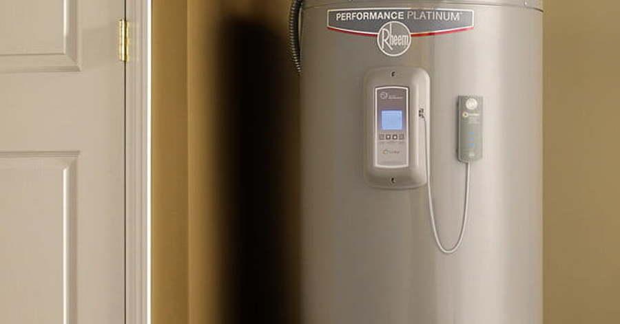 Boiler de depósito