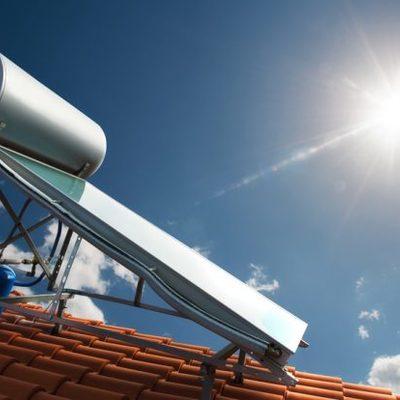 Boiler solar o Termosifón