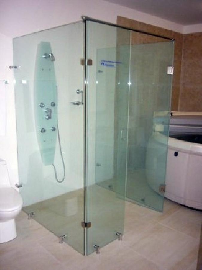 Cacelería de aluminio en baños Habitissimo