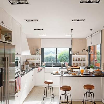 Cambiar los muebles de la cocina