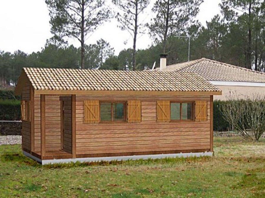 Construir casa de madera: Tipos y presupuestos - Habitissimo