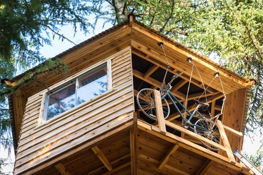 Casa de madera reciclada Habitissimo