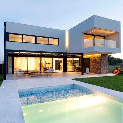 Casa estilo Minimalista Habitissimo