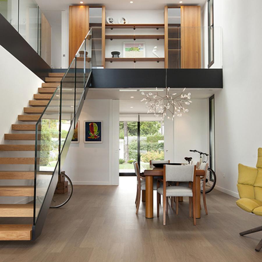 Remodelaci n casas precios y trucos habitissimo for Escaleras para casas de 2 pisos