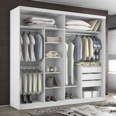 Closet de aluminio