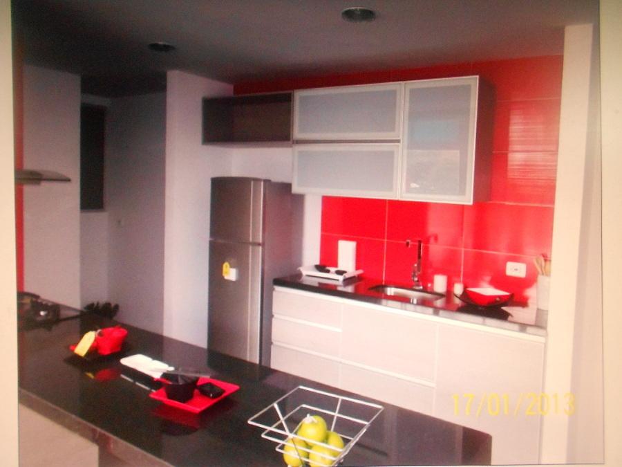 Cocinas de diferentes materiales