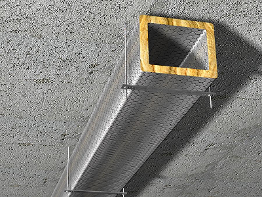 Instalar ductos de aire acondicionado recomendaciones y for Conductos de aire acondicionado