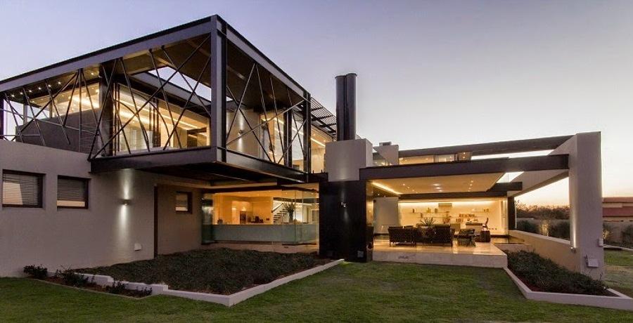 Construcción de casas prefabricadas o modulares