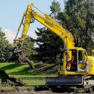 Excavación de pozos