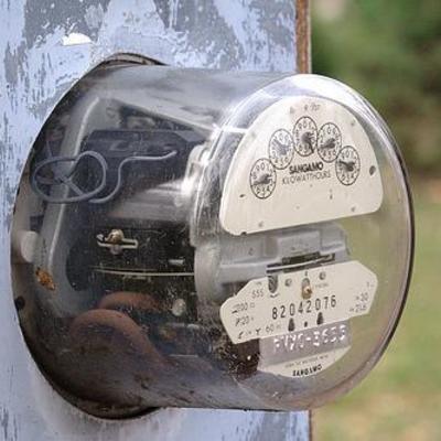 Reparar los contadores eléctricos