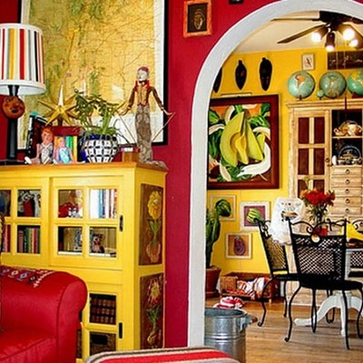 decoracion estilo mexicano