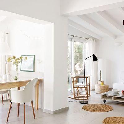 Diseño de interior de casa completo