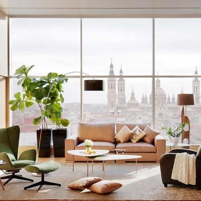 Diseño de Interiores Grandes Ventanales Habitissimo