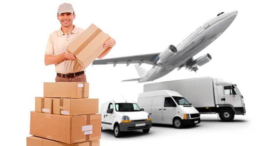 Envío internacional de paquetería