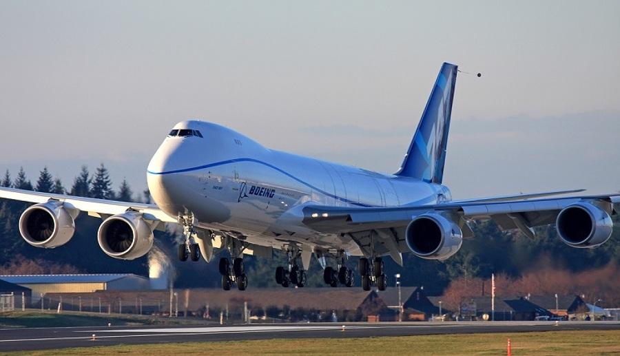 Flete internacional aéreo
