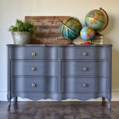 Pintar mueble con Clalk Paint