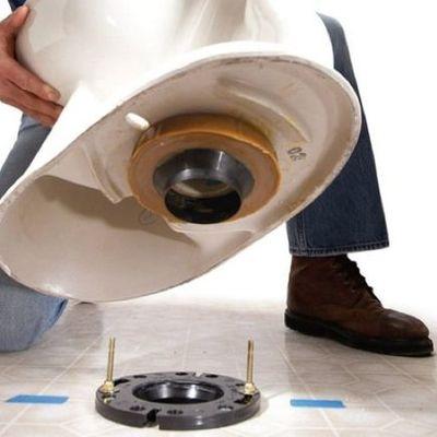 Instalación y reparación de baños