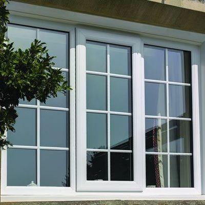 Instalar ventanas de vidrio