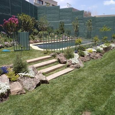 Mantenimiento de patios y jardines