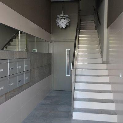 Limpieza de escaleras y portales