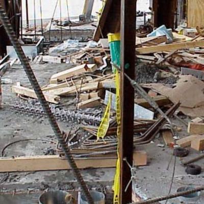 Limpieza tras obra o remodelación