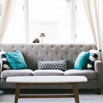 Tapizar el sofá