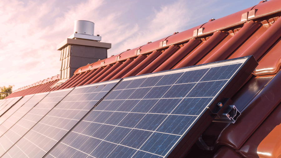 Mantenimiento de paneles solares fotovoltáicos