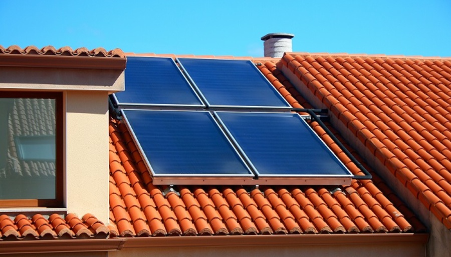 Mantenimiento de paneles solares térmicos