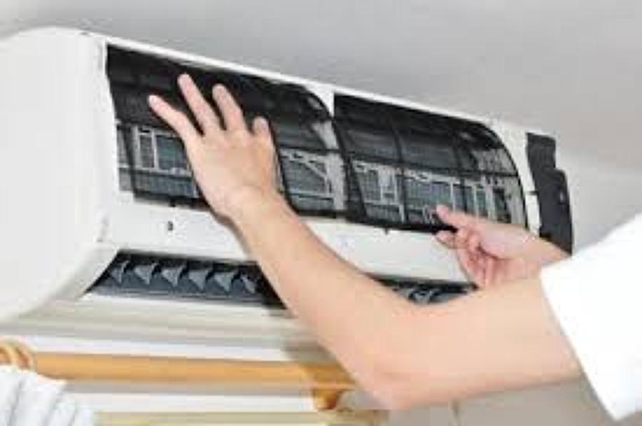 Mantenimiento filtros aire acondicionado