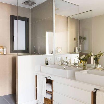 Muebles a medida para baño