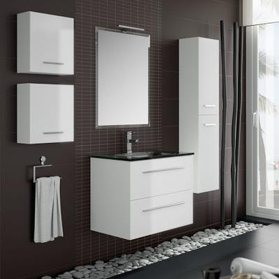 Muebles de baño con tablaroca