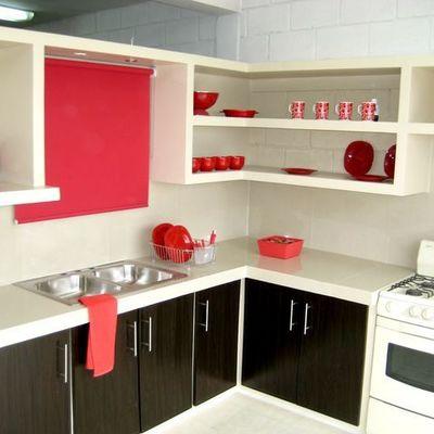 Muebles de cocina con tablaroca
