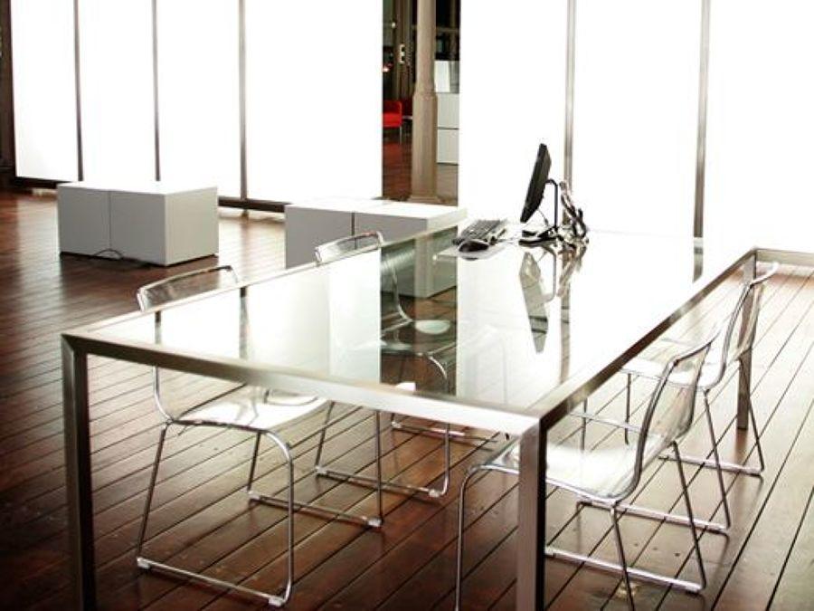 Muebles de vidrio a la medida