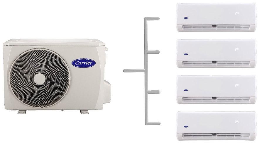 Multisplit Aire Acondicionado Precio Y Cotizaciones