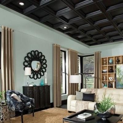 Pintar techo de comedor
