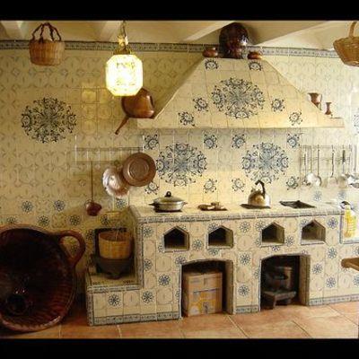Cocinas antiguas: simplemente inolvidables