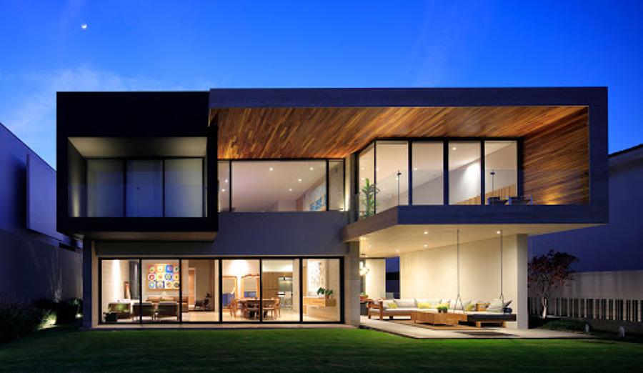 Plano de cortes arquitectónicos