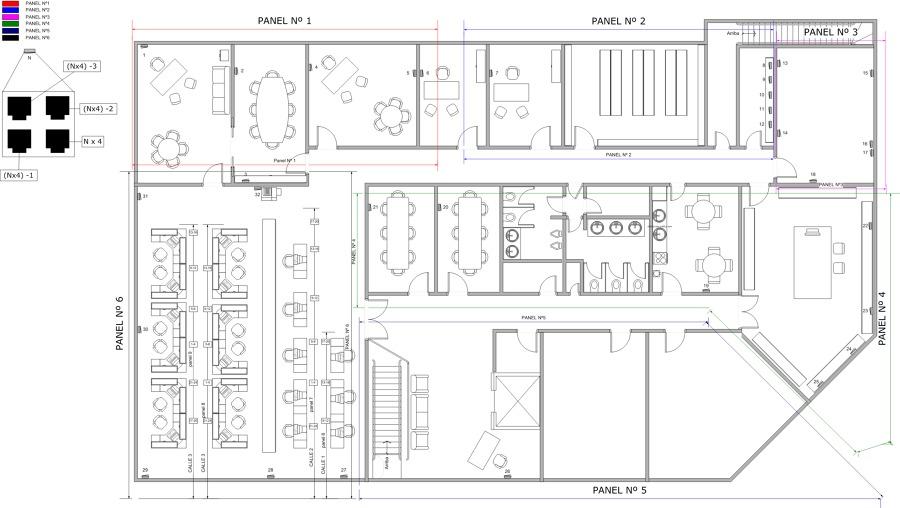 Arquitectos informaci n til y precios habitissimo for Cocina plano arquitectonico