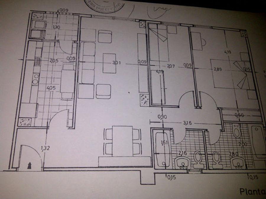 Plano de muros y pisos