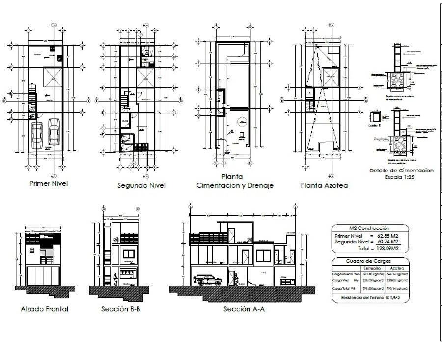 Cuanto cuestan los planos de arquitectura habitissimo for Planos arquitectonicos de casas
