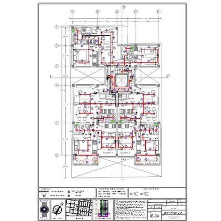 Plano eléctrico